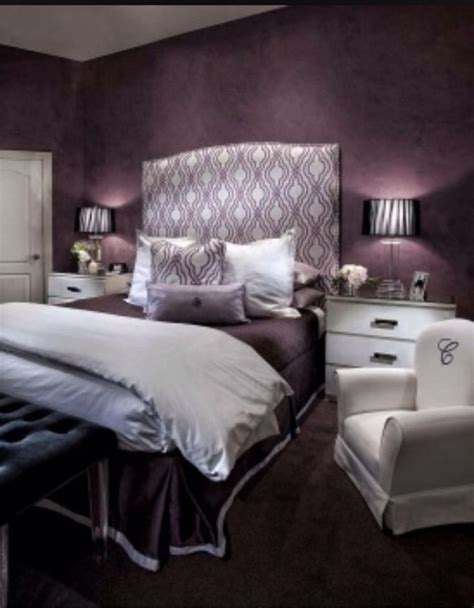 Best 25+ Purple Master Bedroom Ideas On Pinterest Purple