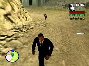 GTA San Andreas Bigfoot + Ghost Car - YouTube