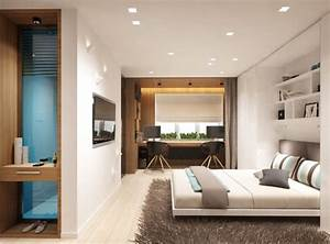 Idée Déco Petit Appartement : 4 id es pour am nager un petit appartement de 30m2 ~ Zukunftsfamilie.com Idées de Décoration