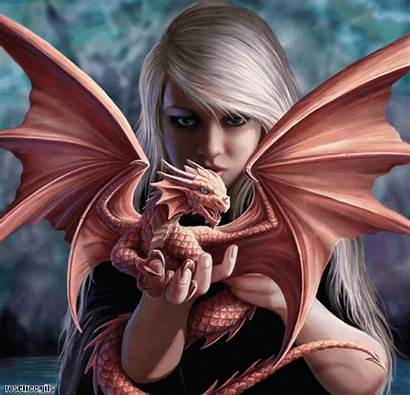 Anne Stokes Fantasy Gifs Rosetree Dragon Tattoo