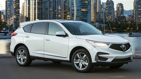 acura rdx advance design performance  luxury