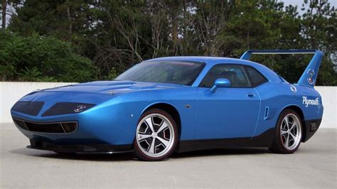 2016 Plymouth Superbird  Price  2016  2017 Auto Reviews