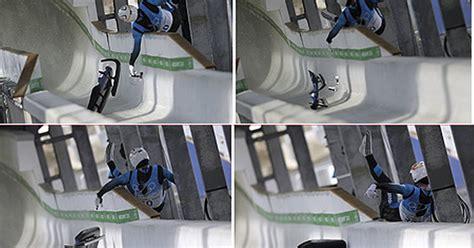 Olympics Skeleton Death Nodar Kumaritashvili Crash Www Pixshark Com Images