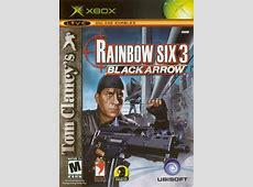 Tom Clancy's Rainbow Six 3 Black Arrow 2004 Xbox box