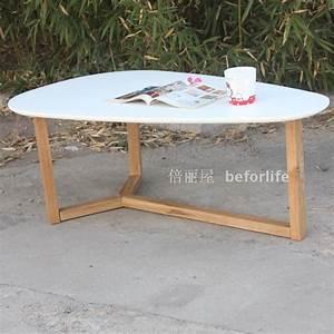 teardrop shaped oval coffee table wood coffee table With small oval wood coffee table
