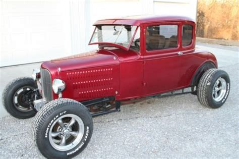 purchase   ford model  coupe street rod highboy