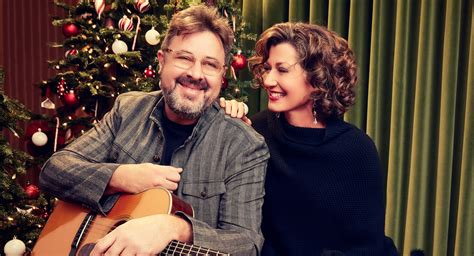 vince gill  amy grant  return   mother church