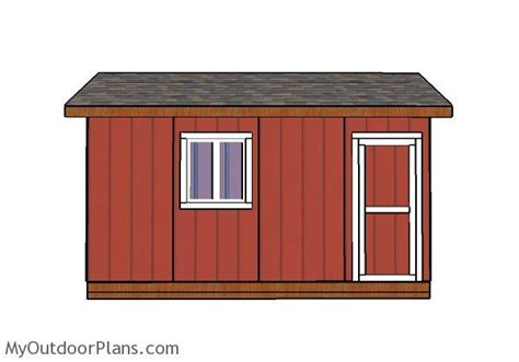 free 10x16 shed plans 10x16 shed doors plans myoutdoorplans free woodworking