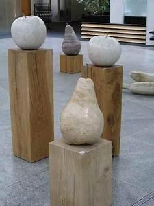 Skulpturen Für Garten : fr chte aus stein gehauen f r den garten skulpturale fr chte ~ Watch28wear.com Haus und Dekorationen