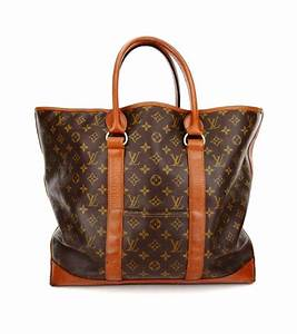 Louis Vuitton Weekender : louis vuitton neverfull vintage weekender gm brown monogram canvas leather shoulder bag tradesy ~ Watch28wear.com Haus und Dekorationen
