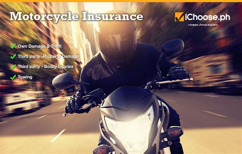 Motorcycle Comprehensive Insurance In Philippines