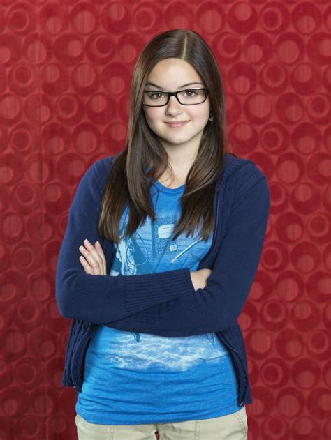ariel winter as alex dunphy in modernfamily season 2 ⱷ tune in to modern family