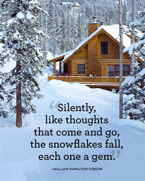 absolutely beautiful quotes  snow  favorite