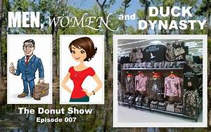 The Donut Show ... Duck Dynasty Donut Quotes