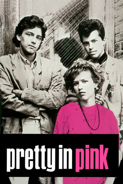 Pretty In Pink pretty in pink review summary 1986 roger