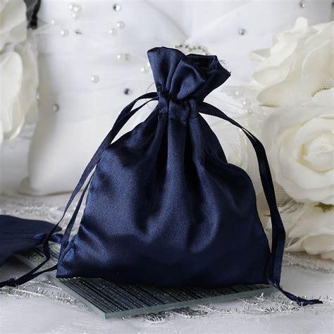 pcs  satin favor bags wedding party reception gift