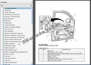 car maintenance manuals 1997 cadillac eldorado user handbook cadillac eldorado service repair manual 1996 2002 automotive service repair manual