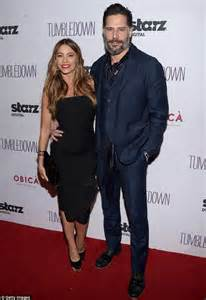 sofia vergara husband joe manganiello sofia vergara showcases her curves with new husband joe