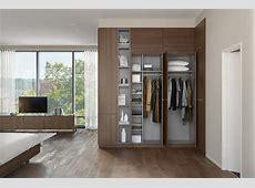 Soho BuiltIn Wardrobe Modern Closet Nashville by