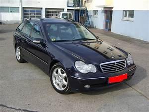 Mercedes Classe C 2002 : voiture occasion mercedes classe c de 2002 174 800 km ~ Gottalentnigeria.com Avis de Voitures