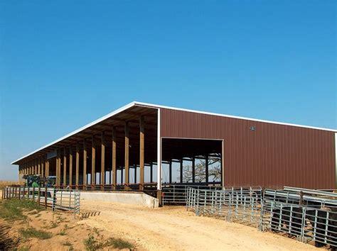 Cattle Barns Designs colorado livestock buildings to suit dairy beef hog