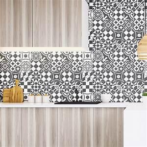 Art Et Carrelage : 24 stickers carrelages azulejos ornements chic art et ~ Melissatoandfro.com Idées de Décoration