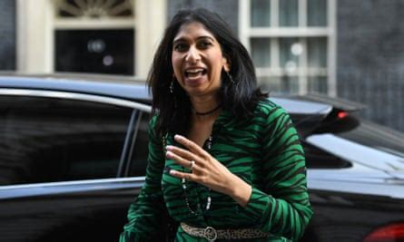 Letters: Suella Braverman – blindly in thrall to Cummings ...