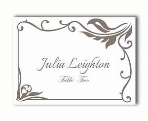 wedding name tag template josemulinohouseco With wedding name plate template