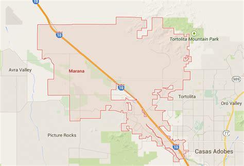 Marana City Limits The Danny Roth Team Tucson
