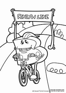 Monster Mutt - Free Coloring Pages