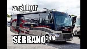 2012 Thor Serrano 34m