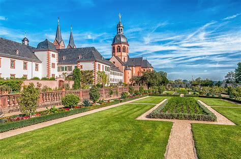 Botanischer Garten Heidelberg Eintrittspreise by Kr 228 Utergarten Und Klostergarten In Seligenstadt