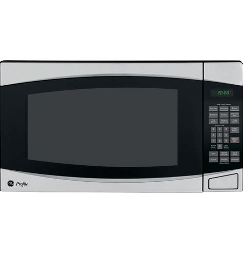 ge countertop microwave ge profile 2 0 cu ft countertop microwave oven