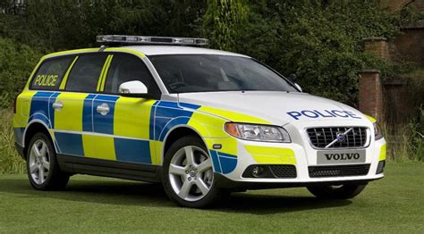 Choice Of Uk Police Cars Massively Slimmed Down