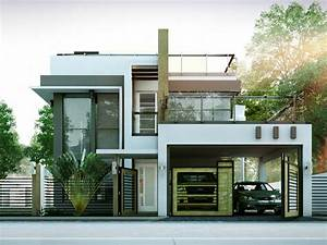 Modern, House, Designs, Series, Mhd