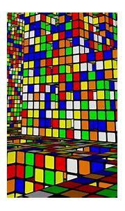 Wallpaper : colorful, digital art, window, 3D, symmetry ...