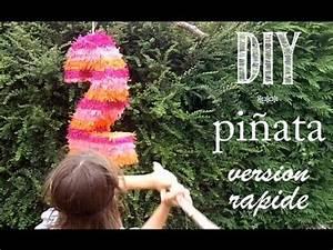 Comment Fabriquer Une Pinata : diy tuto comment faire une pi ata version rapide youtube ~ Dode.kayakingforconservation.com Idées de Décoration