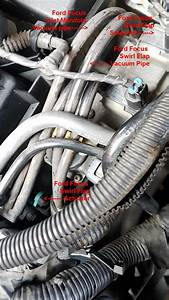 Focus 2 0 Petrol Eml P2008 Code - Swirl Flaps Air Shut Off Solenoid Fault