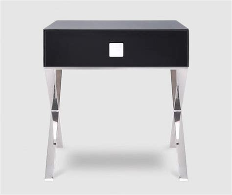 Chrome Bedroom Table Ls by Zurich Black Glass Chrome Bedside Table Master Bedroom