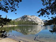 Tenaya Lake Yosemite National Park