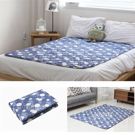 Blanket Cover by Hanil Electric Blanket Heating Bed Pad Winter Mattress
