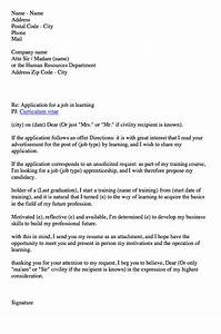 apprenticeship cover letter free resume sample With how to write a cover letter for an apprenticeship