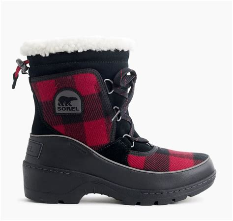 jcrew  womens sorel tivoli iii boot stylish winter