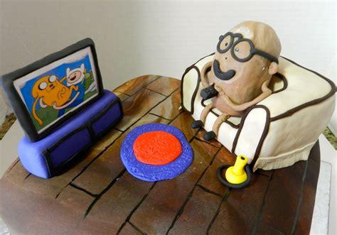 Couch Potato Cakecentralcom