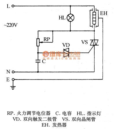 electronic thermostat circuit diagram pulsecode org