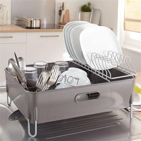 mathon cuisine egouttoir à vaisselle avec bac et gouttière mathon