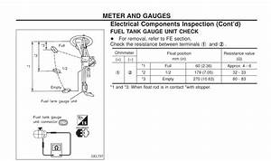 Fuel Sender Wiring Diagram