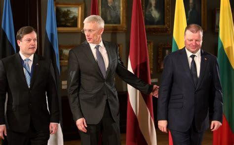 Baltijas valstu premjeri: Starpvalstu satiksme ir ...