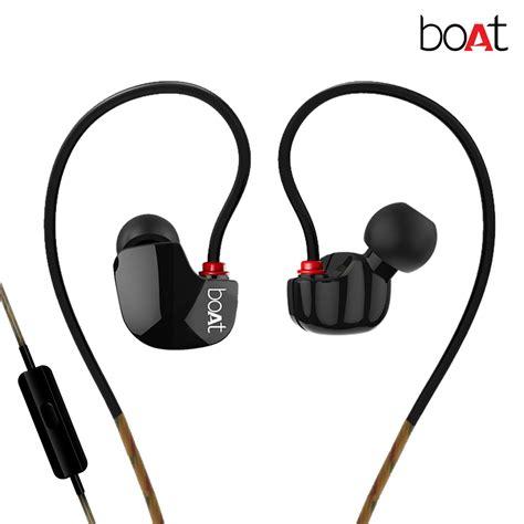 Boat Earphones by Boat Nirvanaa Uno And Duo In Ear Earphones Launched In