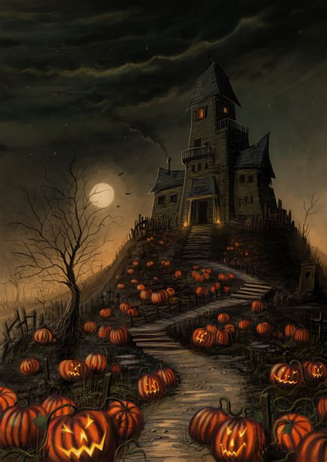 22 Spooky Halloweeninspired Horror Designs — Sitepoint